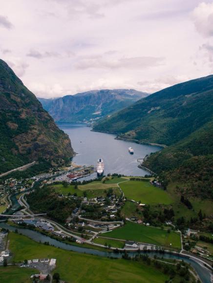 Flaam, Norway2