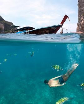 Maya Bay, Thailand3