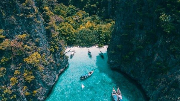 Maya Bay2, Thailand