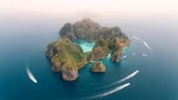 Phi Phi Islands, Thailand