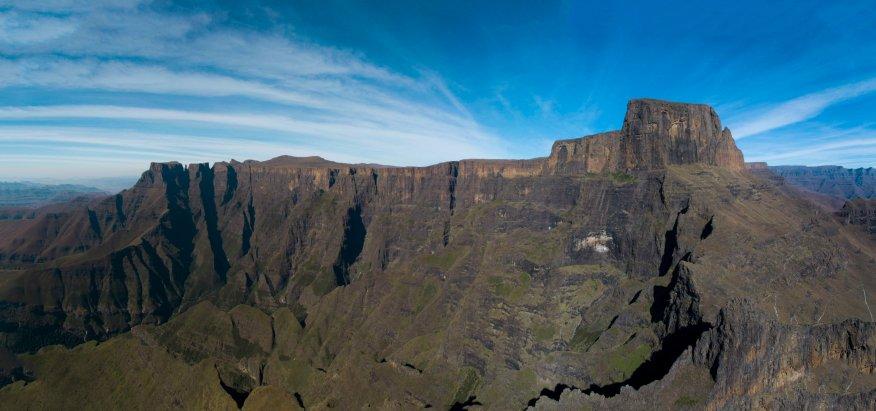 South Africa Drakensberg Pano